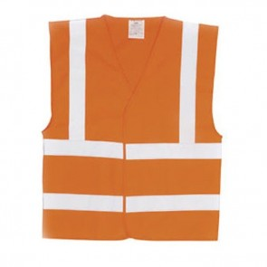 portwest hi vis c470 two tone vest