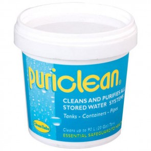 puriclean water system & container cleaner 100g