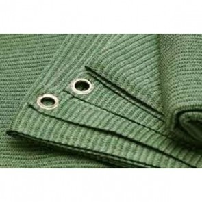 pyramid weavetex breathable groundsheet/carpet green