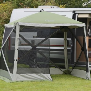 Quest Elite Instant Spring Up Screen House 4 120053