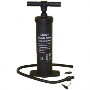 "quest 19"" double action hand pump"