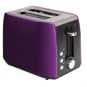 quest low wattage purple toaster