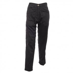 regatta action II ladies trousers trj334 black
