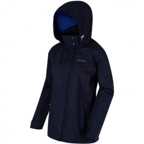 regatta daysha women's waterproof winter jacket navy
