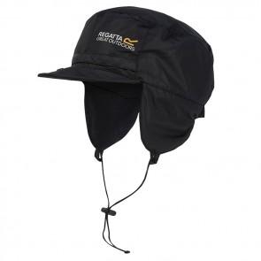 regatta igniter padded men's hat rmc059 black