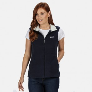 regatta sweetness bodywarmer ii women's jacketrwb053 navy