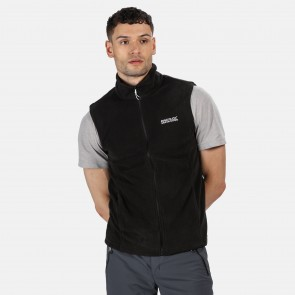 regatta tobias men's bodywarmer rmb052 black