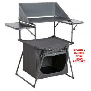 royal camping compact easy up kitchen inc windshield r733
