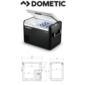 Dometic CFX3 55IM 46ltr
