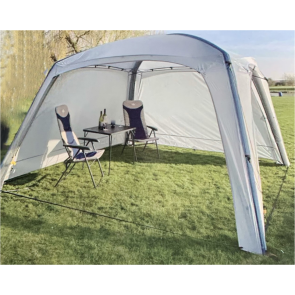 Royal leisure Air inflatable event shelter garden gazebo - 3.5 x 3.5mtr - W531