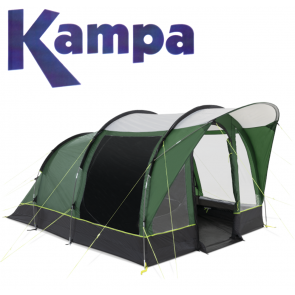 Kampa Brean 4 man person festival fishing tent 2021 9120001261