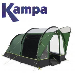 Kampa Brean 3 man person festival fishing tent 2021 9120001262