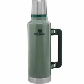 stanley classic vacuum insulated flask 1.9lt green xl