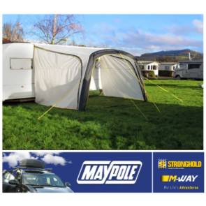 Maypole Outdoors Awning Air Sun Canopy For Caravans MP9530 Side Walls Panels