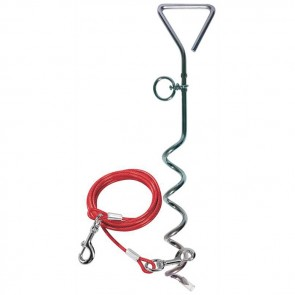 streetwize dog anchor and tether lwacc493