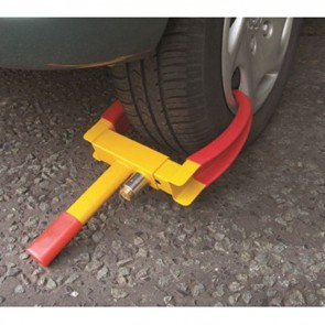streetwize easy and quick wheelclamp swwl2