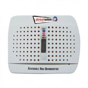 streetwize rechargeable dehumidifier swtt111