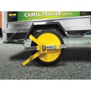 streetwize trailer clamp swwl4