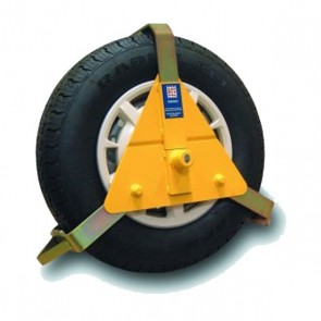 "stronghold 10"" to 14"" wheel clamp"