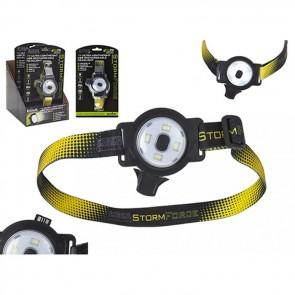 summit 1w ultra lightweight usb rechargeable headlight 843020