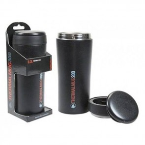 summit thermal mug with lid 300ml black 2019
