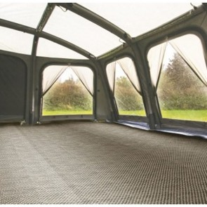 sunncamp luxury padded breathable awning carpet