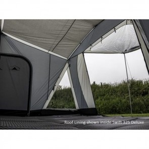sunncamp swift 325 sc roof lining sf2062