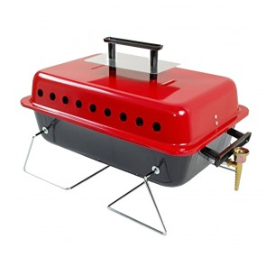 Gordon Crusader Gas Table Top BBQ / Barbecue