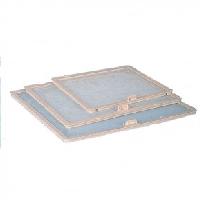 mpk replacement flyscreen for caravan rooflight
