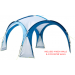 royal event shelter upf30+ sun shelter 3.5 x 3.5m camping gazebo inc walls w530